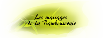 Massages de La Bambouseraie